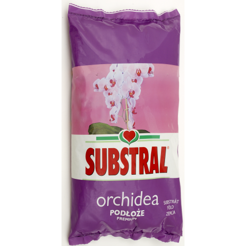 SUBSTRAL Orhideemuld 3 l