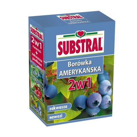 SUBSTRAL Mustika-Hortensia väetis 2in1 1 kg