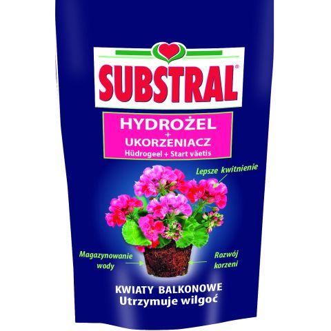 SUBSTRAL Suvelille hüdrogeel + startväetis