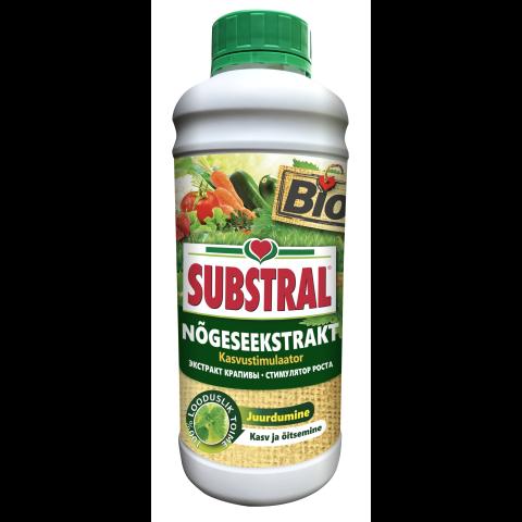 SUBSTRAL Bio kõrvenõgese ekstrakt kontsentraat 1 l