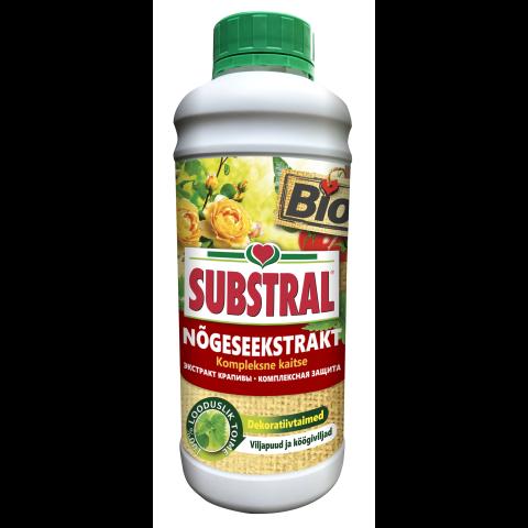 SUBSTRAL Bio kõrvenõgese ekstrakt kontsentraat, kompleksne kaitse 1 l