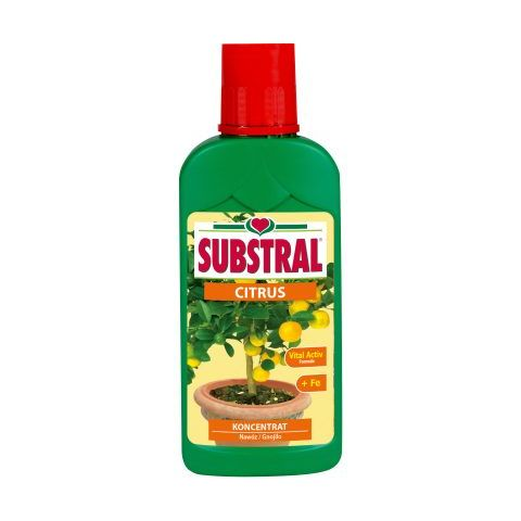 SUBSTRAL Tsitruseliste väetis 250 ml