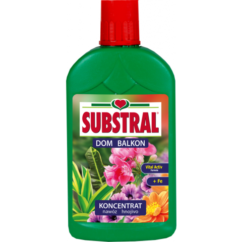 SUBSTRAL Universaalne vedelväetis 500 ml