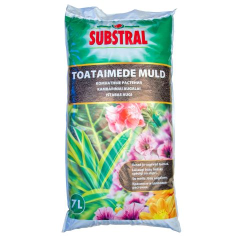 SUBSTRAL Toalillemuld 7 l