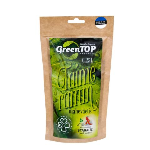 GreenTop Vermikompost 0,25L