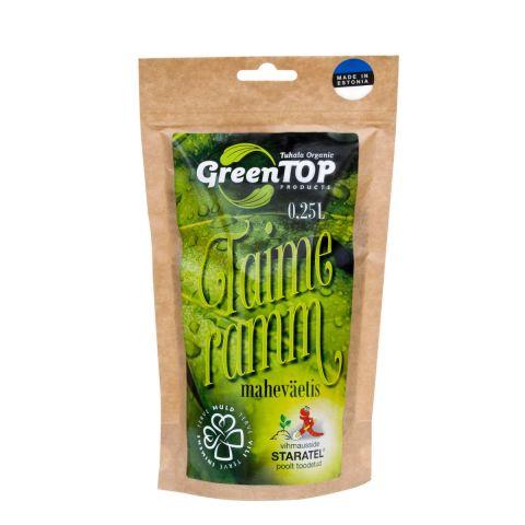 GreenTop Vermikompost 0,25L