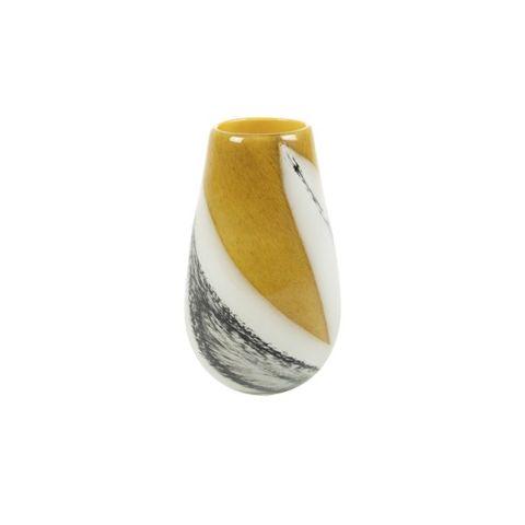 Vaas Jazz marmor D14cm H23cm