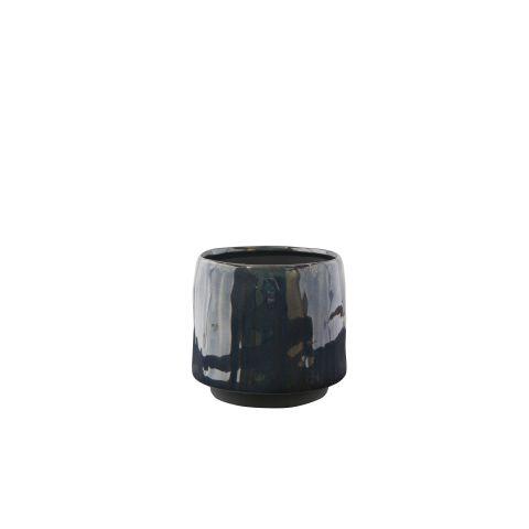 TER STEEGE Pott Senne sinine h13xd15cm